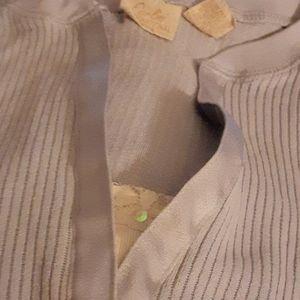 5@ $20 Lavendar colored sweater 26/28w Fiorlini